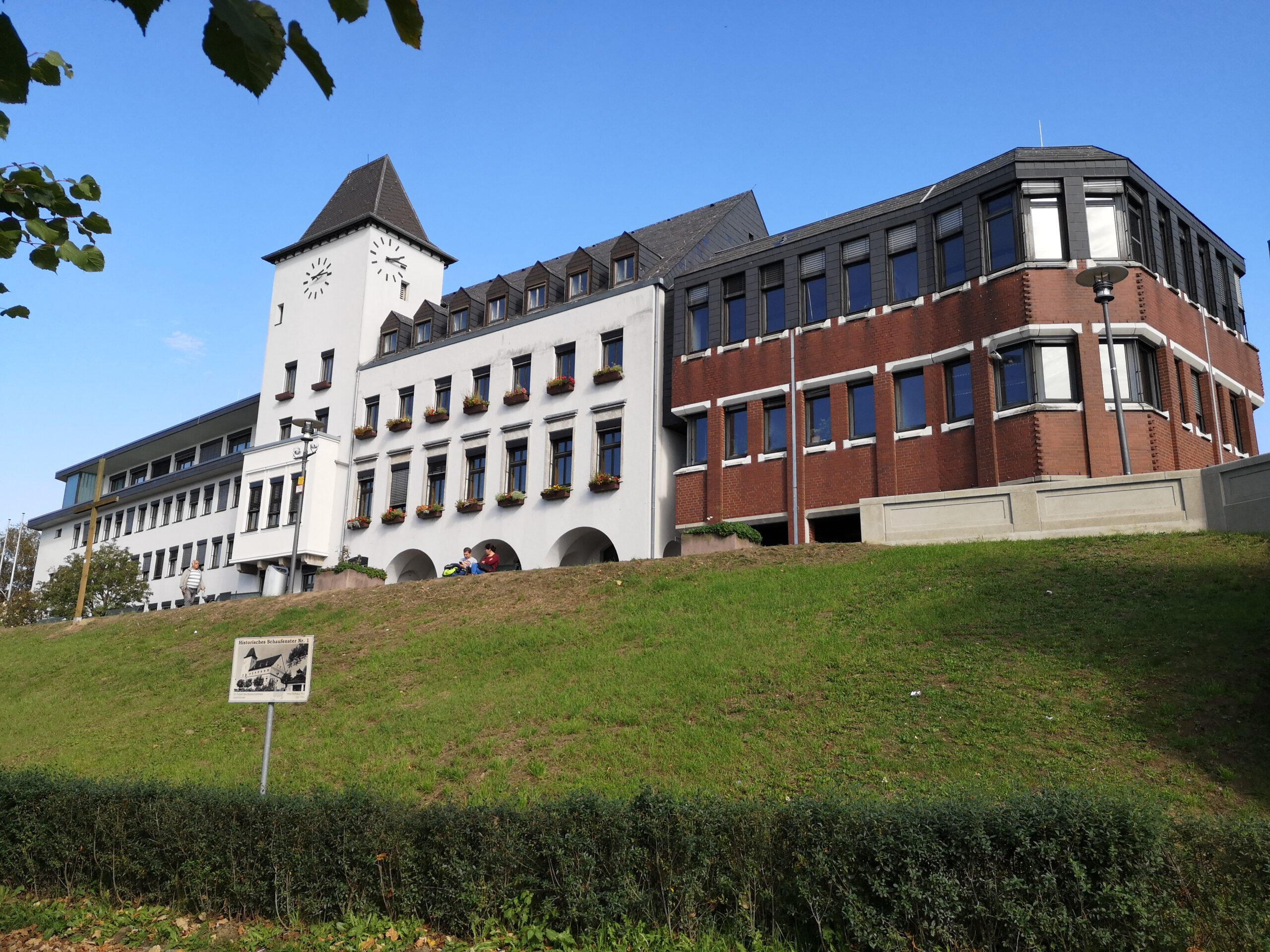 Rathaus Porz