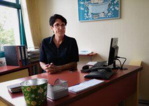 Kinderärztin Simin Fakhim-Haschemi aus Köln-Porz